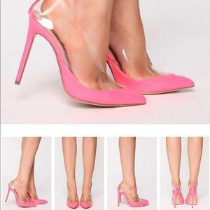 Fashion nova pumps